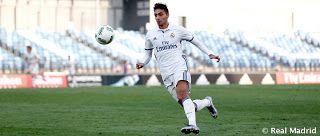 Convocatoria del Real Madrid Castilla