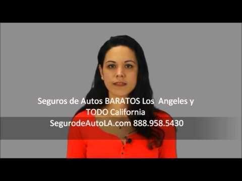 Seguros de Autos Baratos San Diego CA http://SegurodeAutoLA.com