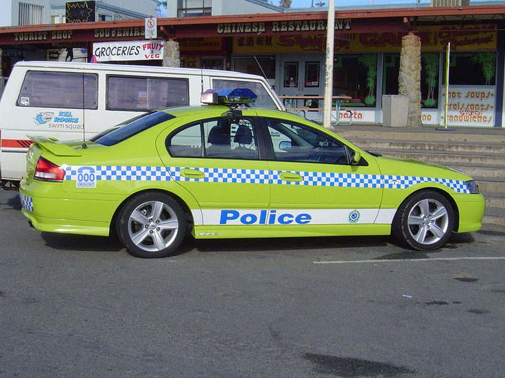 Australian Police Cars > Gallery > New South Wales Police > Image: baxr6t_r_2