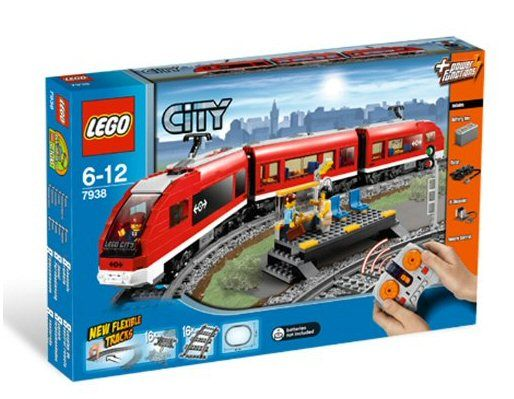 Lego City 7938 – Passagierzug - happy-e-shopping