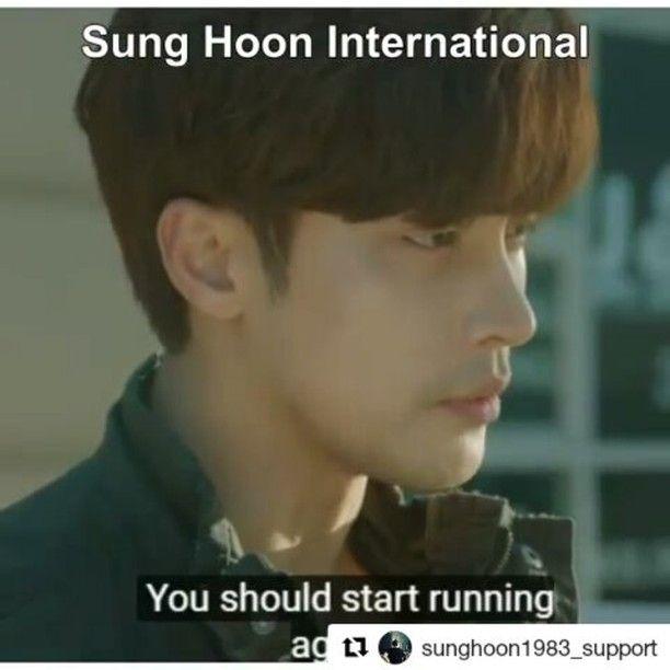 27 個讚,3 則留言 - Instagram 上的 Debbie Moh(@debbie_moh):「 @sunghoon1983_support ・・・ [ ENGSUB  EP2 ] #SUNGHOON  new drama  #아이돌마스터KR #IDOLMASTERKR <THE… 」