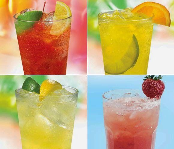 LA CRUDOTA: 10 BEBIDAS SIN ALCOHOL, RECETAS