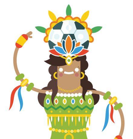 Nr. 81 Samba tanzen lernen #100Dinge
