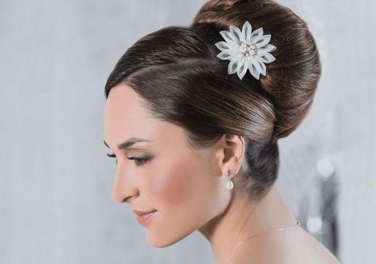 Kopfschmuck Blüte 20198 - Braut Boutique