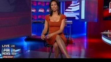 Fox News anchor beauty Harris Faulkner; gorgeous