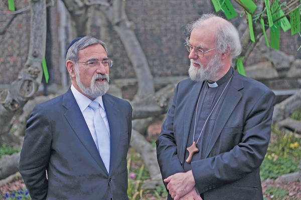 Anglican Journal: Between Friends