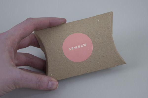SewSew Branding on Behance