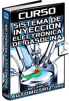Descargar Curso Completo de Diagnóstico y Reparación de Fallas en el Sistema de Inyección Electrónica de Combustible en Motores de Gasolina y Componentes Gratis en Español y PDF.