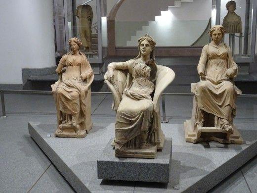 Rome garden sculpture - Image 3