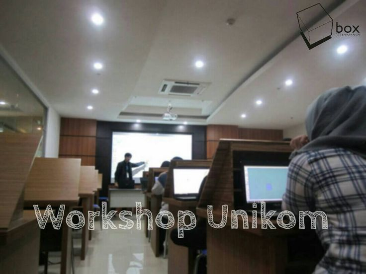 Hallo teman2 Beberapa hari yang lalu Box 3D Architecture mengadakan Workshop modeling gambar eksterior yang dihadiri oleh para mahasiswa arsitektur kampus Unikom Bandung . Nah buat kamu yang mau kampusnya didatangi Box bisa langsung hubungi kami yaa  #learning #3dvisualization #architecture #interior #3dcourse #kursus3d #bandung #indonesia #box #3d #course #box3darchitecture #box3dcourse #arsitektur #kursusarsitektur #kursusarsitek #kursusinterior #kursusmodeling #kursusrendering
