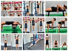 how to do a pull up. beginner pull up variations. back exercises. assisted pull ups. stretches for your back, shoulders, chest and neck and foam rolling moves. a complete pull up progression