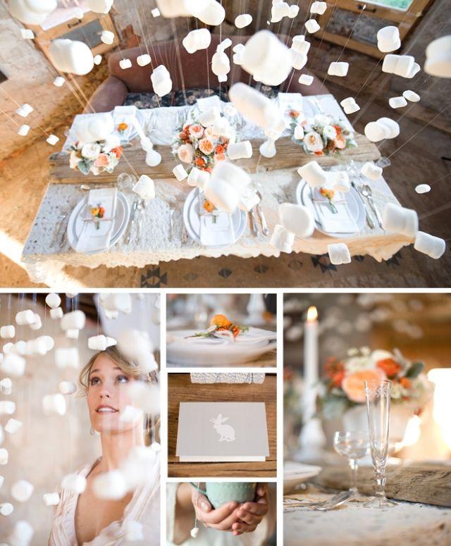 Trouw je deze winter? Dan hebben wij het ideale decoratie idee voor een winter wonderland bruiloft!
