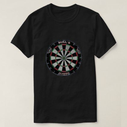 Dart Board Game of Darts T-Shirt - boy gifts gift ideas diy unique