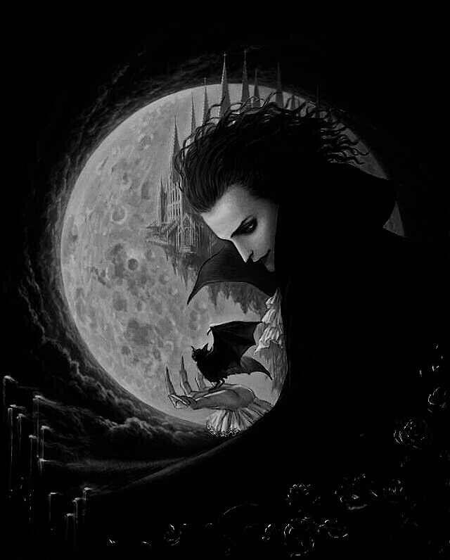 A dark vampire prince
