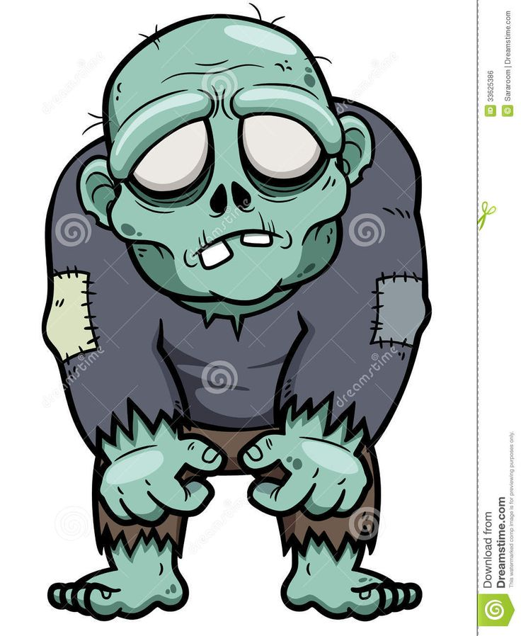 cartoon-zombie-vector-illustration-33625386.jpg (1065×1300)