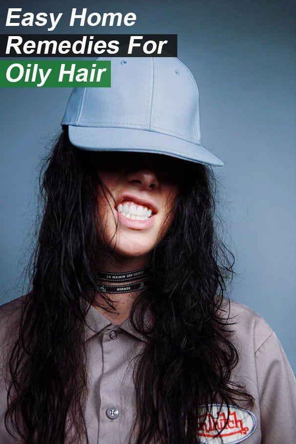 Easy Home Remedies For Oily Hair Be Queen Oily Hair Hair Hair Care Advice