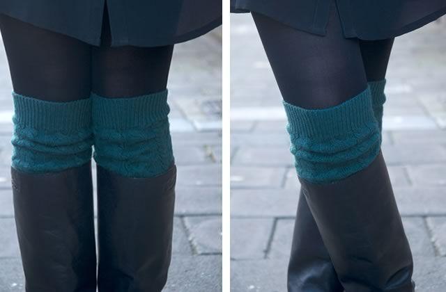 De bonnes grosses chaussettes hautes en laine pour vous réchauffer cet hiver, c'est le DIY du jour par Aimee, du chouette blogClones N Clowns! Les chaussettes hautes et moi, c'est toute une histoire… Je suis passée de désillusion en désillusion. Je ne mesure qu'1m63, alors pourquoi les chaussettes hautes n'étaient-elles jamais vraiment HAUTES ?! C'est [...]