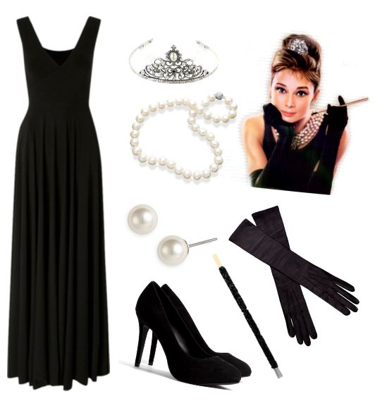 holly golightly from breakfast at tiffanys halloween costume idea - Best Halloween Costume Ideas For Women