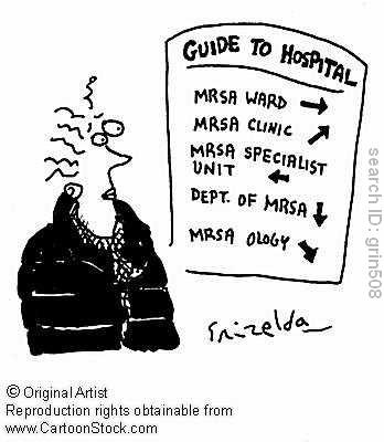 Mrsa Cartoons and Comics - funny pictures from CartoonStock