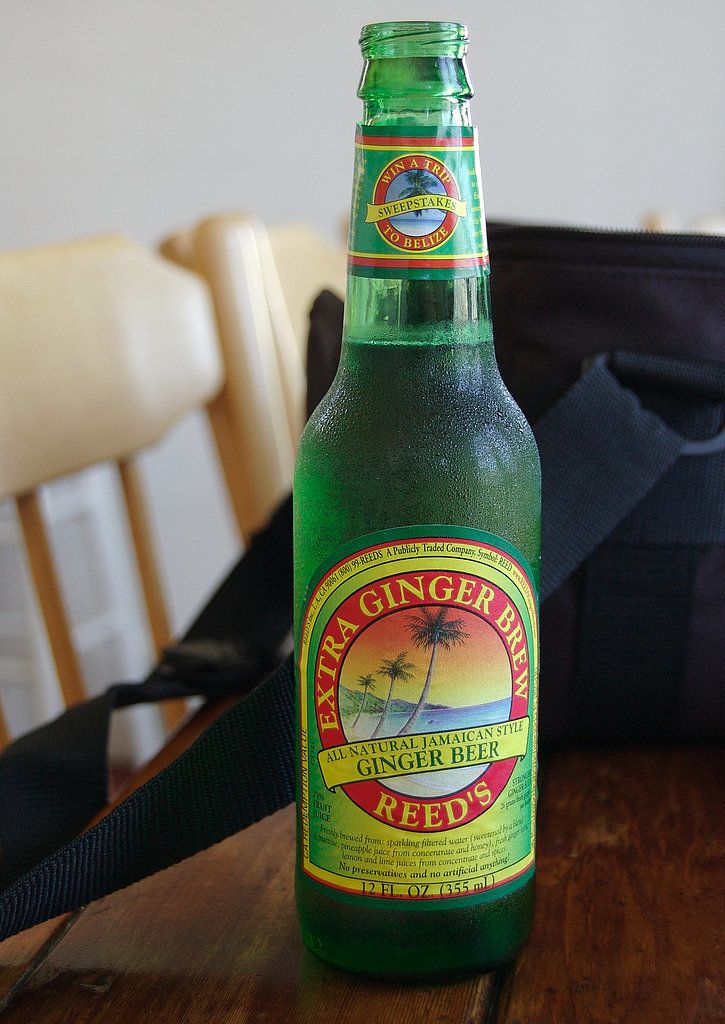 What Is Ginger Beer? The Difference Between Ginger Beer and Ginger Ale #soda #gingerbeer