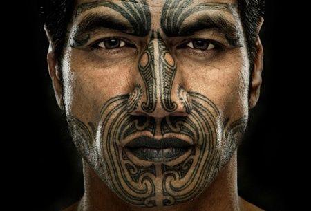 maori face tattoos - Google Search