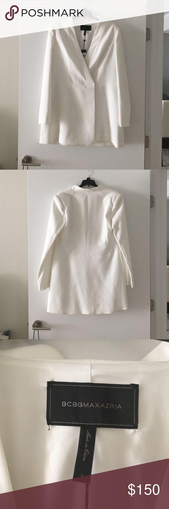 BCBG Tux Dress BCBG 'Waleska' Tuxedo Dress/Coat BCBGMaxAzria Dresses Mini