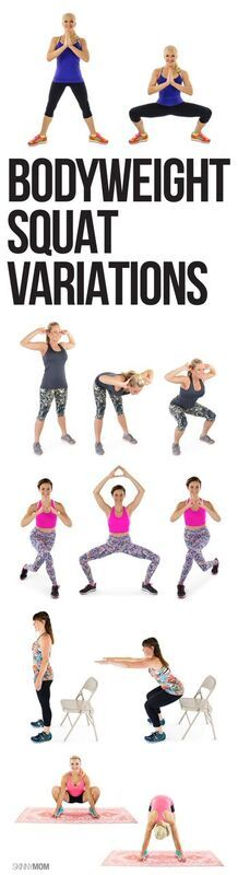 Get a better booty workout with these squat variations! | Posted By: NewHowtoLoseBellyFat.com |