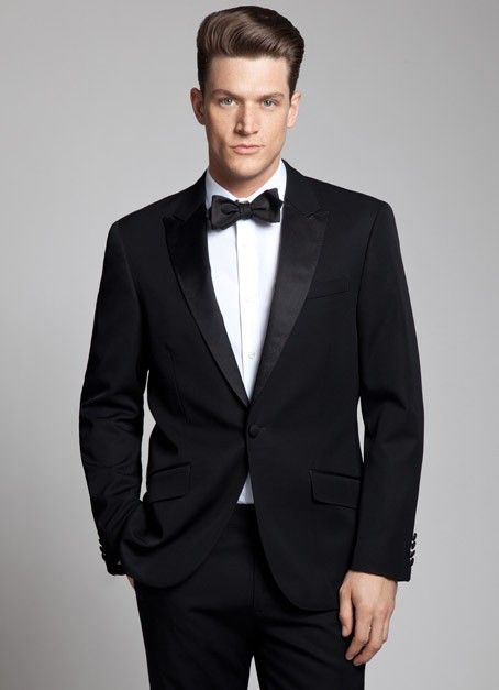 Black Tuxedos for Men | Bonobos
