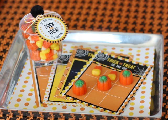 Fun Kid Halloween Party Idea