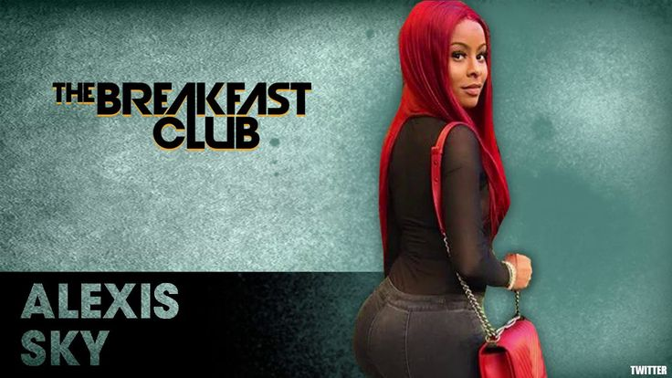 Alexis Sky Thinks Fetty Wap Is Leaking His Own Sex Tape! -