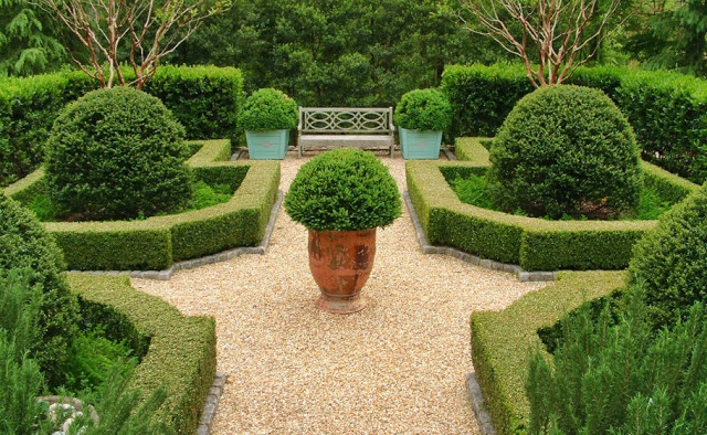 1000+ images about Parterre gardens on Pinterest | Gardens ...