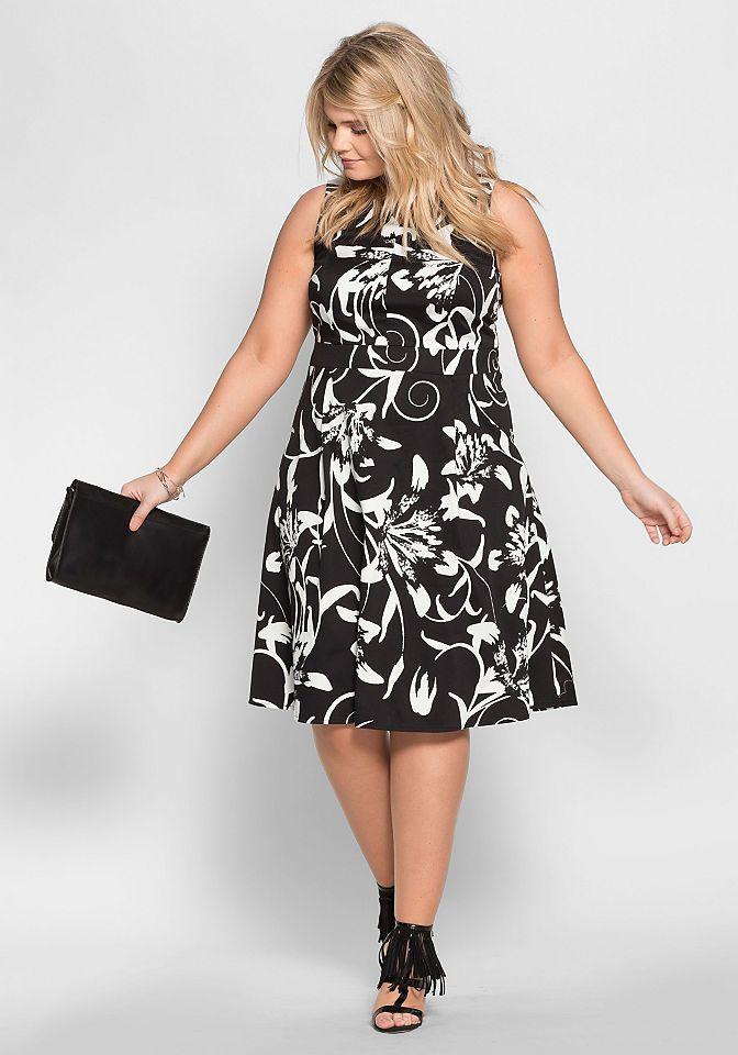 sheego Style Cocktailkleid Jetzt bestellen unter: https://mode.ladendirekt.de/damen/bekleidung/kleider/cocktailkleider/?uid=2304cb84-b50e-547f-85da-39410b6c45eb&utm_source=pinterest&utm_medium=pin&utm_campaign=boards #cocktailkleider #kleider #bekleidung