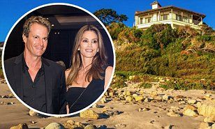 The 50-year-old former supermodel and Rande Gerber, 54, have put their beachside home in Malibu, California for sale for a whopping $60 million.
