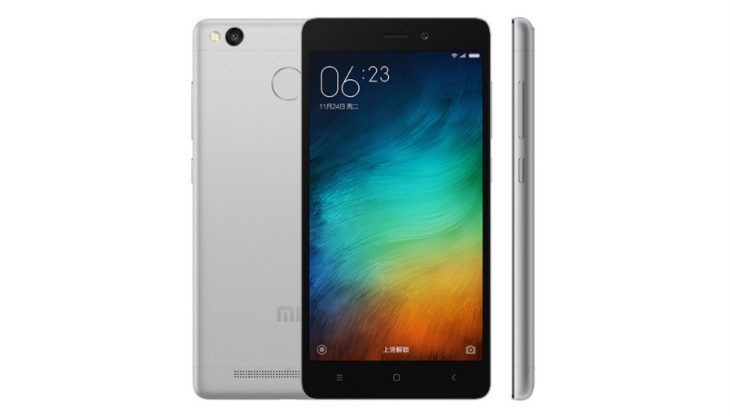 Xiaomi Redmi 3S : Price and Specifications