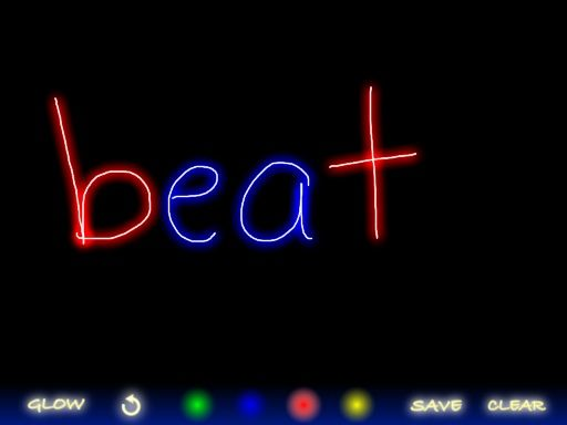 """""""Glow Doodle - One of the simplest and greatest tools for spelling practice.... it is my — and my students' — all-time favorite way to study spelling words... """" -- Elementary teacher Mrs. Fox thinks that Glow Doodle ( https://itunes.apple.com/us/app/glow-doodle/id336802765?mt=8 ) is an indispensable iPad & iPod App for Elementary Education. Read more about Mrs. Fox's sharing here: http://lovewhatyouteach.com/2013/01/06/8-indispensable-apps-for-elementary-education/"""