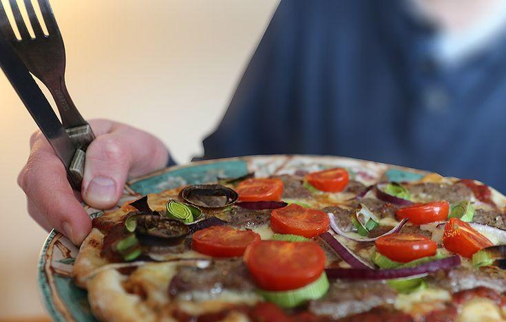 Pizza, mjød og sånn …