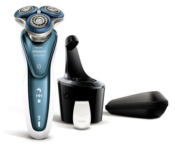 Philips Norelco Electric Shaver 7500 For Sensitive Skin S737184 Philipsnorelco Best Electric Shaver Electric Shaver Electric Shaver Men
