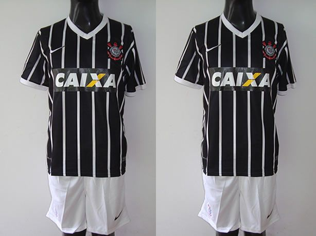 $25 for 2013-2014 Corinthians Away Soccer Jersey. Buy Now! http://hellodealpretty.com/13-14-Corinthians-away-soccer-jersey-productview-159610.html #Corinthians #soccer #jersey