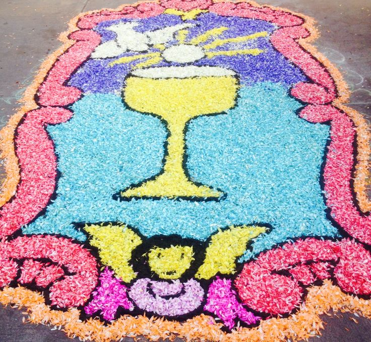 138 best images about alfombras corpus on pinterest - Alfombras toledo ...