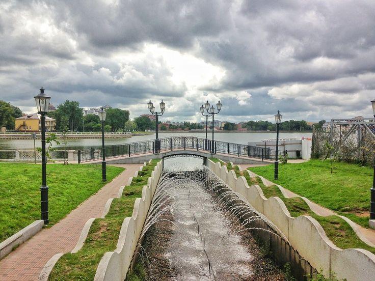 Верхнее озеро , город Калининград, Калининградская обл.