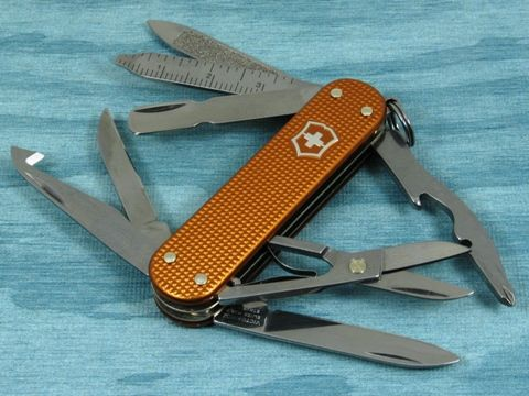 Victorinox Minichamp Orange Alox Victorinox Swiss Army
