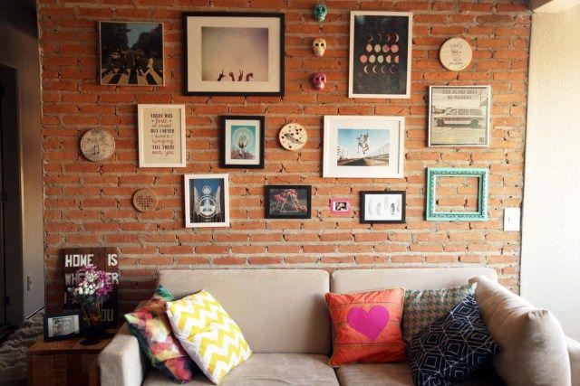 Experiências com reforma e decoração - www.tudoorna.com : via Tudo Orna | Três irmãs curitibanas:
