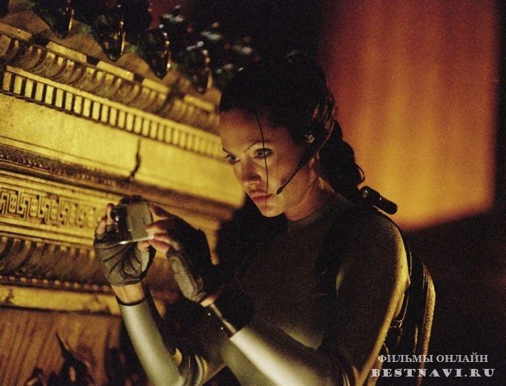 Лара Крофт: Расхитительница гробниц 2 – Колыбель жизни / Lara Croft Tomb Raider: The Cradle of Life (2003)  #фильмы #кино #бесплатно