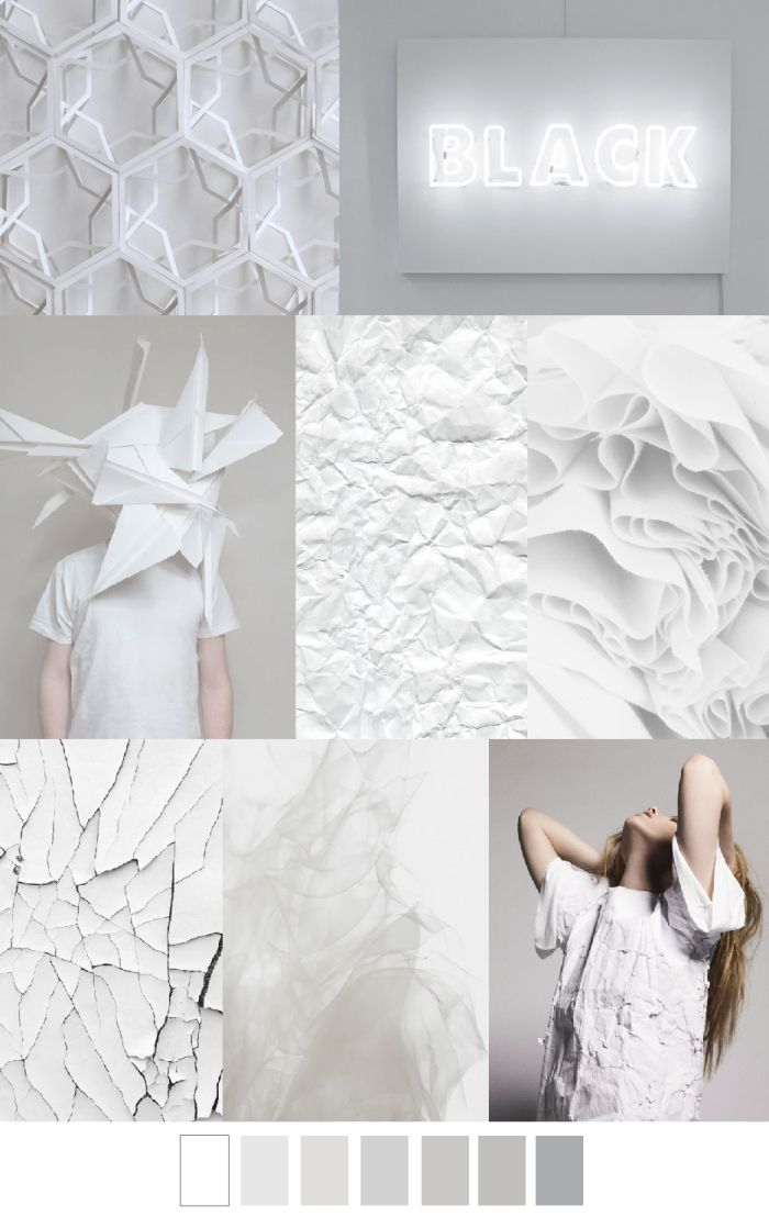 WHITE OUT SS 16. For more followwww.pinterest.com/ninayayand stay positively #pinspired #pinspire @ninayay