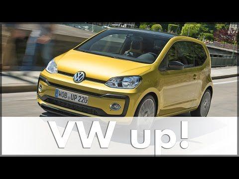 Der neue VW up! ist klein stark und bunt so zumindest beschreibt Volkswagen den neuen VW up!. Schnell klar wird dass der neue up! nicht nur leicht gewachsen ist sondern sowohl bei den Motoren wie auch bei der Ausstattung deutlich nachlegt. Beim genaueren Hinsehen fallen dann nach und nach immer mehr Details ins Auge die darauf hinweisen dass dies mehr als ein VW up Facelift ist. Unser Autotester Alexander Bonn hat sich den neuen VW up! in aller Ruhe angeschaut und eine Probefahrt gemacht…