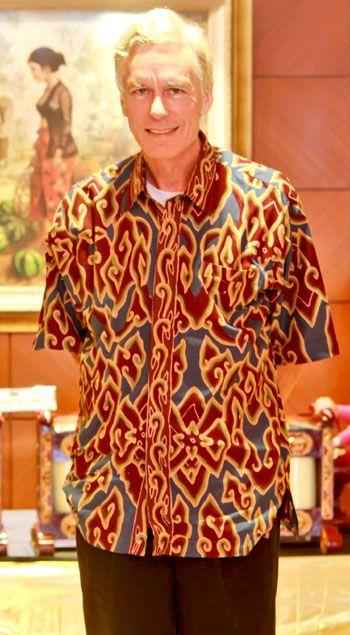 Prof. Peter Carey: Melengkapi Kepincangan | Tokoh - Kabare Magazine
