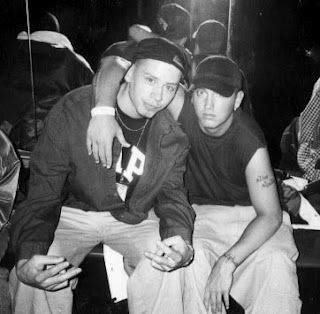 EMINEM: All about Eminem's family - My respect for Eminem just sky rocketed! He's been through so much shit in his life (as his songs say) but to still be a good dad to children that aren't even his own. EMINEM IS FUCKING AWESOME!