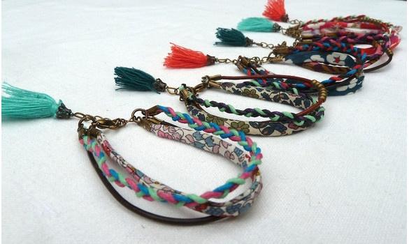 Image of Bracelet Triptyque