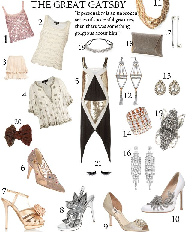 Can't wait for May 10? Party like it's 1922 in our top Gatsby-inspired picks