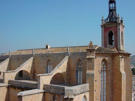 La Iglesia parroquial de la Natividad de Nuestra Señora de Sagunto, -